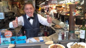 Pinotxo's Tapas Bar (Boqueria Market)